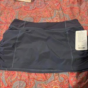Lululemon Run:jog Skirt tall